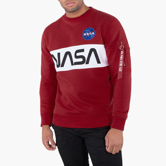 Alpha Industries Space Shuttle Sweater 178308 328