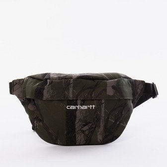 Carhartt WIP Payton Hip Bag I025742 CAMO TREE GREEN/WHITE