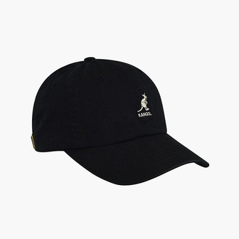 Kangol Washed Baseball K5165HT BLACK