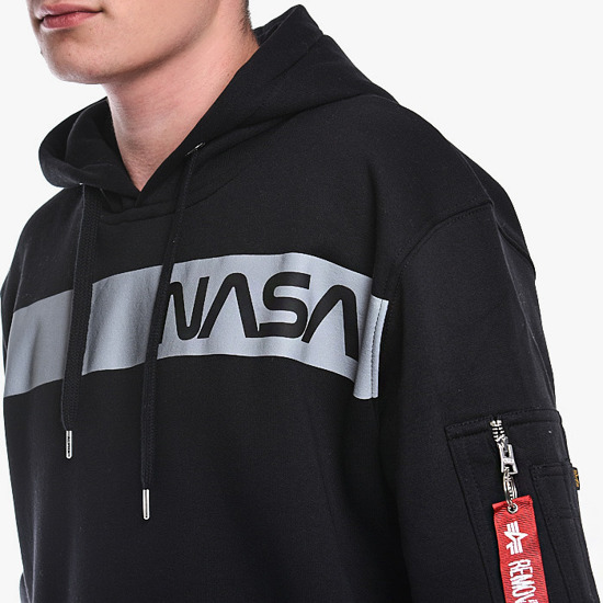 Alpha Industries NASA RS Hoody 198313 03