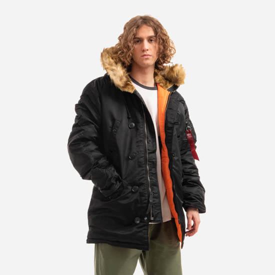 Alpha Industries Parka N3B VF 59 103141 03