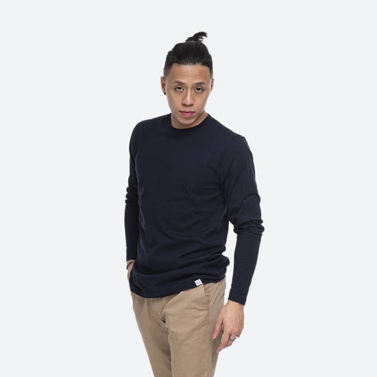 Norse Projects Niels Standard Longsleeve N10-0121 7004