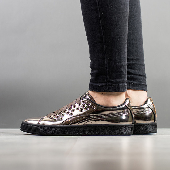 Puma Basket Xl Lace Metal 364536 01