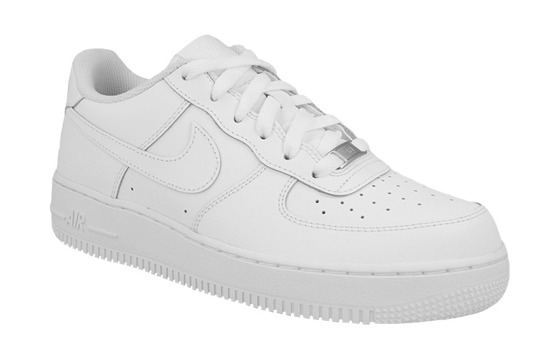 SNEAKER SHOES NIKE AIR FORCE 1 (GS) 314192 117