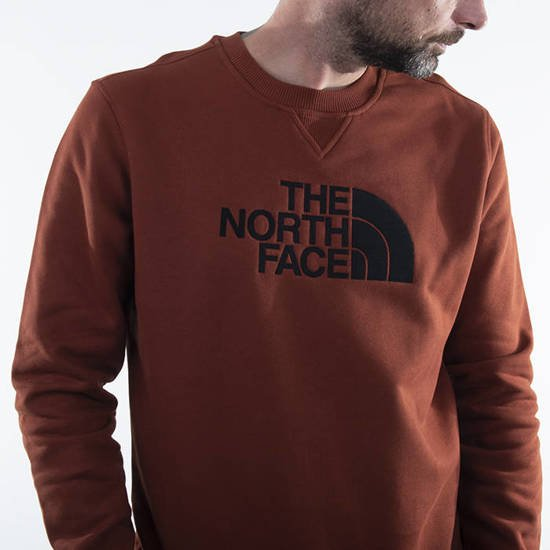The North Face Drew Peak Crew NF0A4SVRWEW