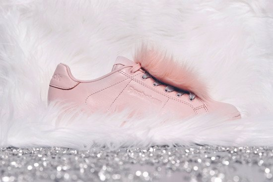 "Women's Shoes sneakers Reebok NPC II NE x Local Heroes ""Polished Pink Sku"" BD4455"