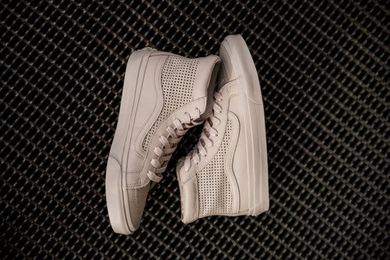 Women's Shoes sneakers Vans Sk8-Hi Slim Cutout Dx A38GQMXU