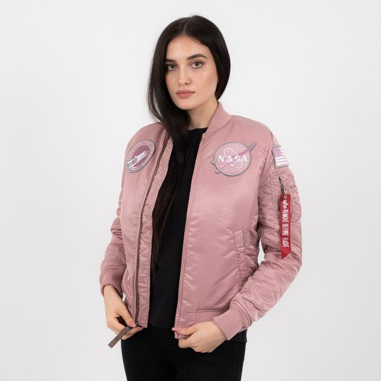 Women's jacket Alpha Industries Ma 1 Vf Nasa 168007 397