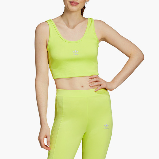 adidas Originals Cropped Tank Top FR0564
