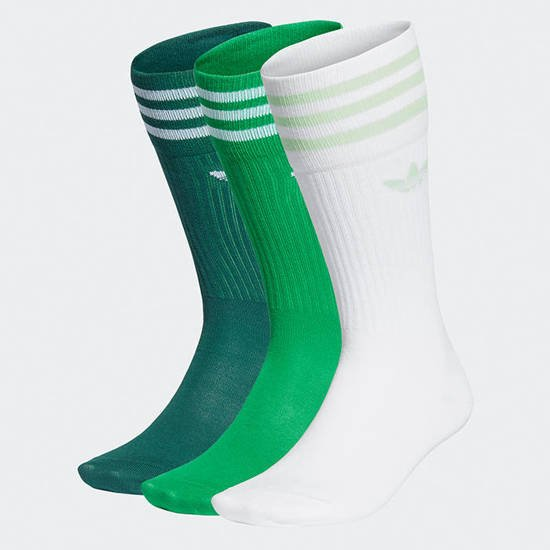 adidas Originals Solid Crew Sock 3-pack GD3581