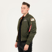 Alpha Industries MA-1 VF NASA RP 178121 257