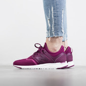 Women's shoes sneakersy New Balance WRL247EB